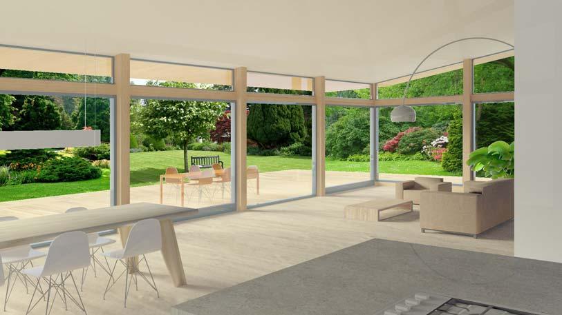 Basis pensioen bungalow ks133 schuurwoning bouwen for Huis bouwen prefab