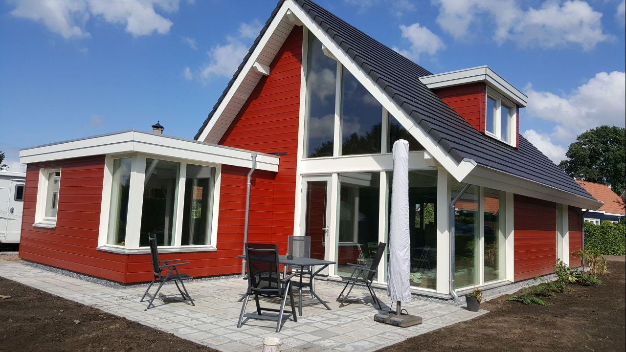 Geschakelde schuurwoning 3775 schuurwoning bouwen for Kostprijs woning bouwen