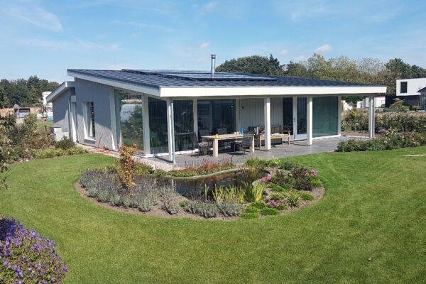 Luxe pensioen bungalow – KS220