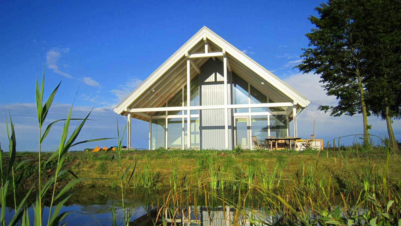 Schuurwoning bouwen schuurwoning bouwen for Huis duurzaam maken