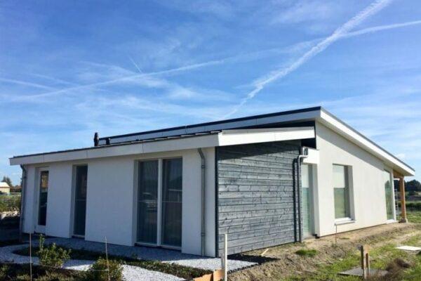 Ruime pensioen bungalow – KS160