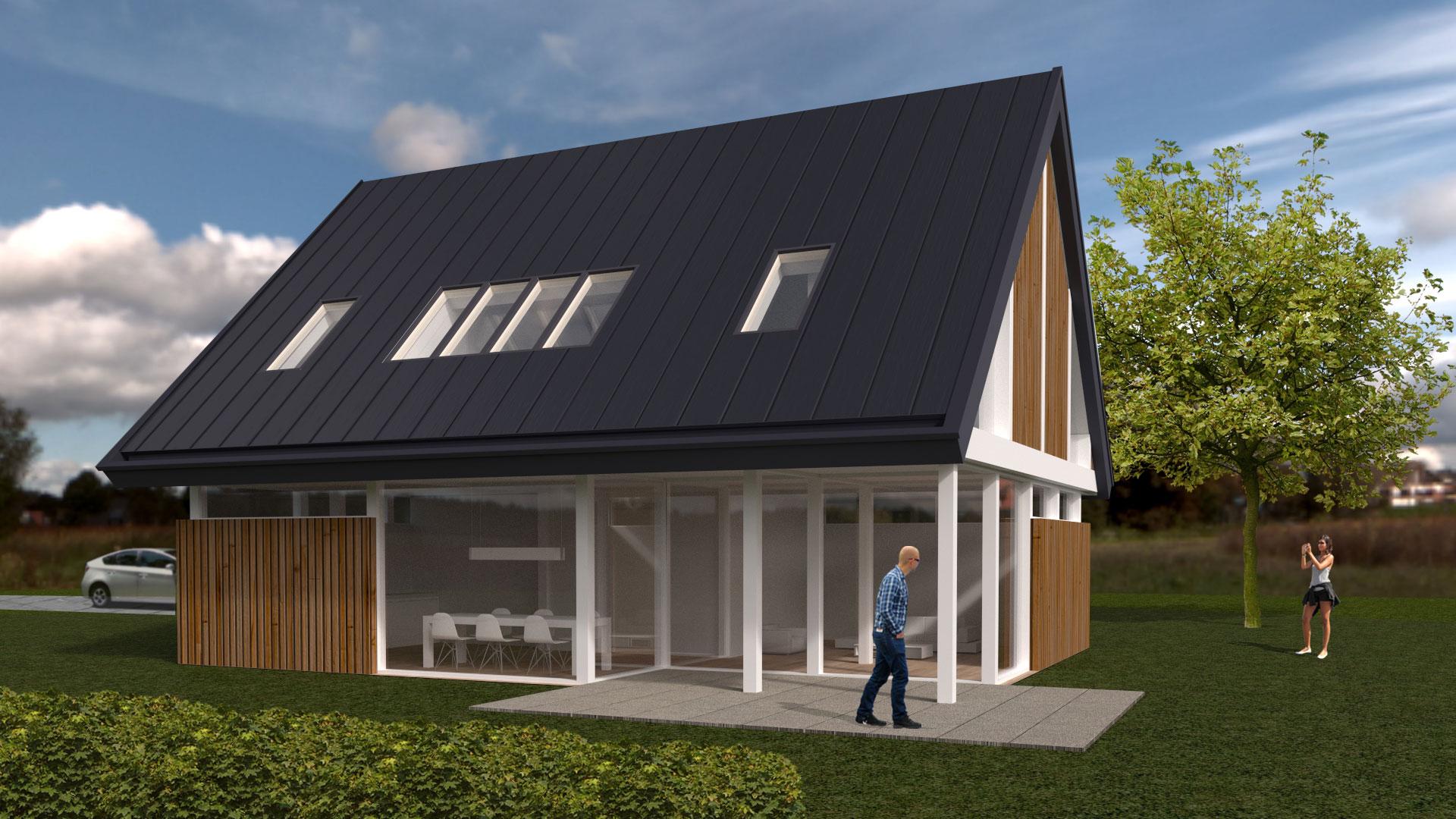Schuurwoning Bouwen Kosten : Familie schuurwoning u pb schuurwoning bouwen