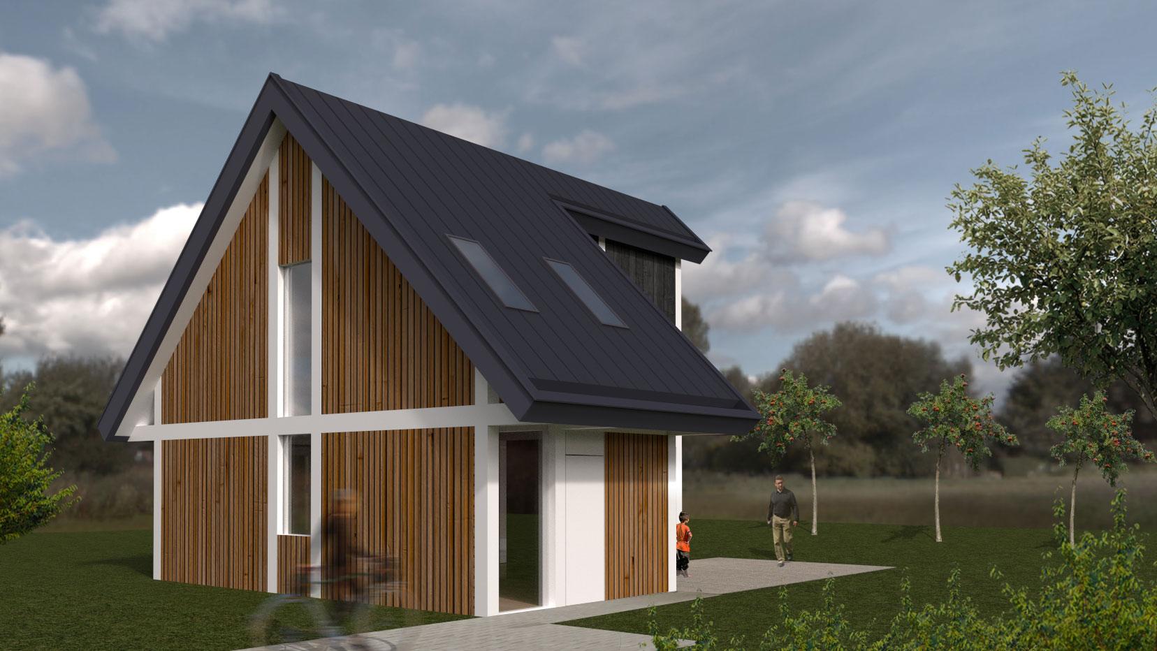 Wat kost een casco huis bouwen fabulous wat kost een for Zelf woning bouwen prijzen