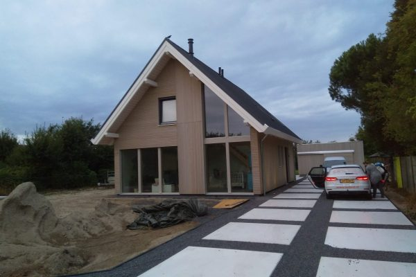loft woning bouwen - schuurwoning bouwen