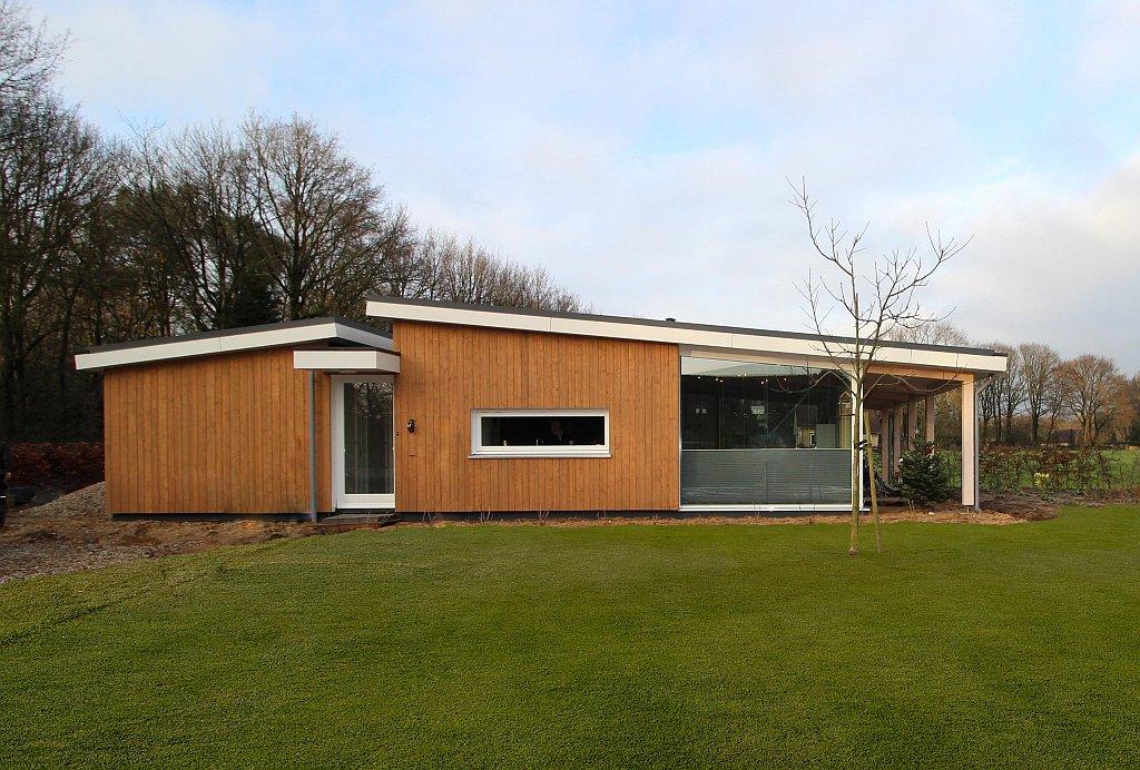 basis pensioen bungalow ks133 schuurwoning bouwen