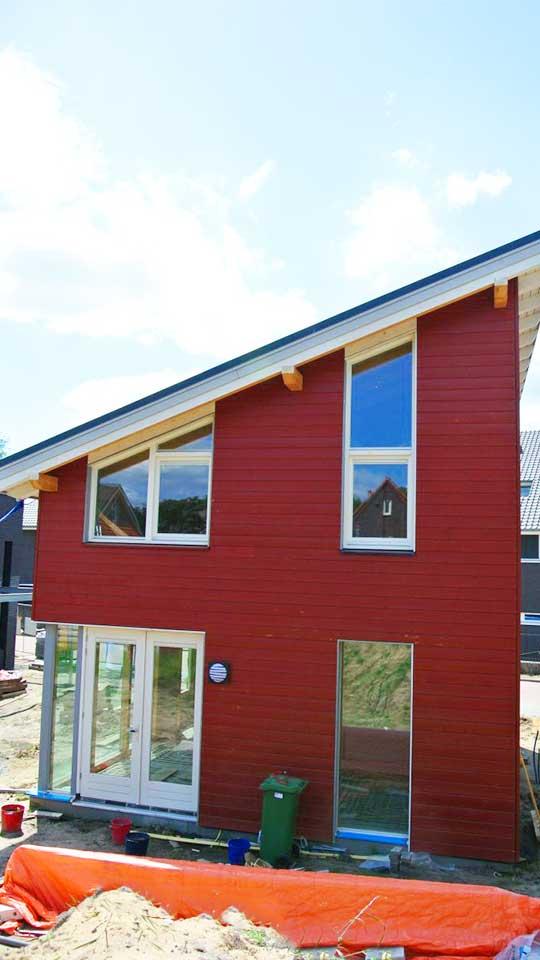 Fins houten huis prijs simple houten huis laten ontwerpen for Houten huis laten bouwen